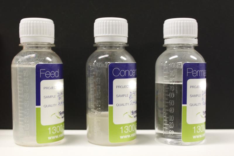 Turning Waste into Water – Milk Factory DAF Effluent